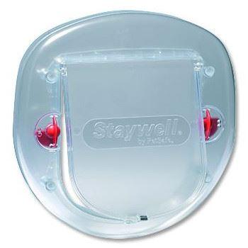 Staywell Dvířka transparentní úzkoprofilová typ 270