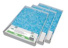PetSafe Náhradní podestýlka Blue Crystal do toalety ScoopFree, 3ks v balení