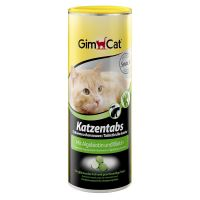 Gimpet Tablety s algobiotinem -  doplňkové krmivo pro kočky, 710 tablet 185 g