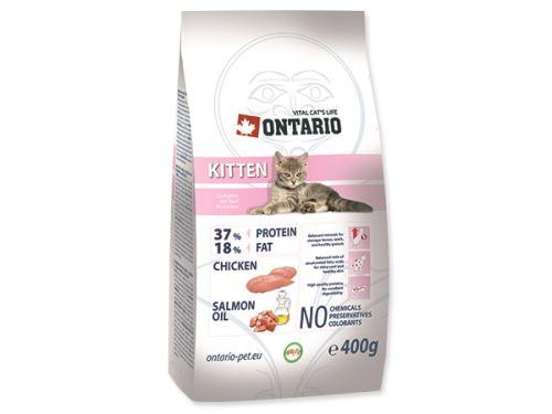 Ontario Kitten