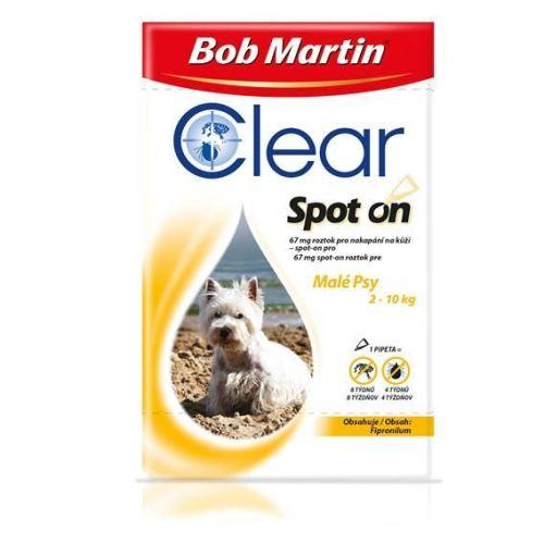 Bob Martin Clear Spot on Dog