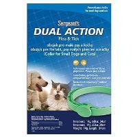 Antiparazitní obojek pro psy a kočky Sergeanťs Dual Action 34 cm - POŠKOZENÝ OBAL