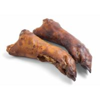 Vepřová nožička - sušené pamlsky pro psa Labet