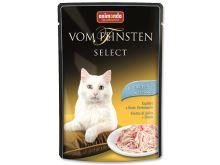 Animonda Vom Feinsten Select Kapsička - kuřecí filet & pražma pro kočky 85 g