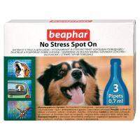 Beaphar No Stress Pipeta pro snížení stresu pro psy, 3x0,7 ml