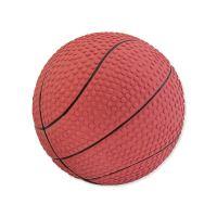 Hračka DOG FANTASY Latex basketball míč se zvukem