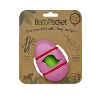 Pouzdro na sáčky BecoPocket, EKO-pink