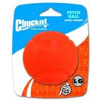 Chuckit! Fetch gumový aportovací míček s velkým odskokem - velikost L, 7,5 cm