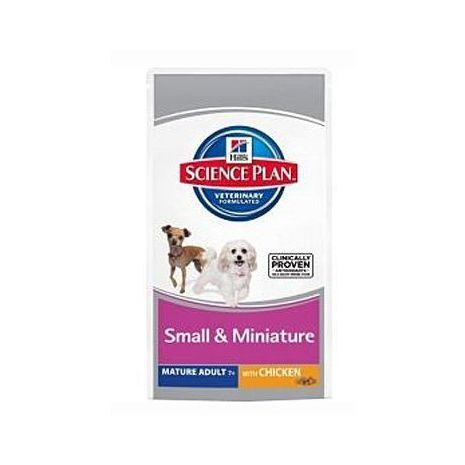 Hill's Science Plan Canine Dry Mature Adult Small Miniature 1,5 kg