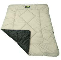 Maelson Cosy Roll Cestovné deka černo-béžová