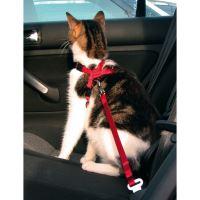 Trixie Bezpečnostní postroj do auta pro kočku 20 - 50 cm