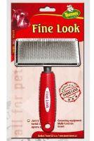 Kartáč jemný Fine Look red image