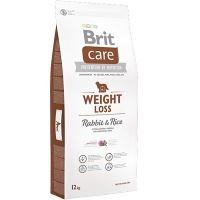 Brit Care Dog Weight Loss Rabbit & Rice