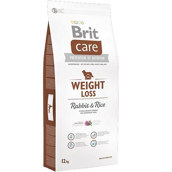 brit care dog weight loss rabbit rice