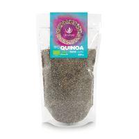 Allnature Quinoa černá vločky BIO 250 g