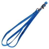 Vodítko DOG FANTASY Classic modré XS