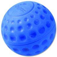 Rogz Asteroid Míček pěnový pro psy modrý