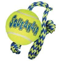 Tenisový míček na šňůrce Kong Air Dog - M