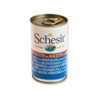 Konzerva SCHESIR Cat tuňák + sleď 140 g