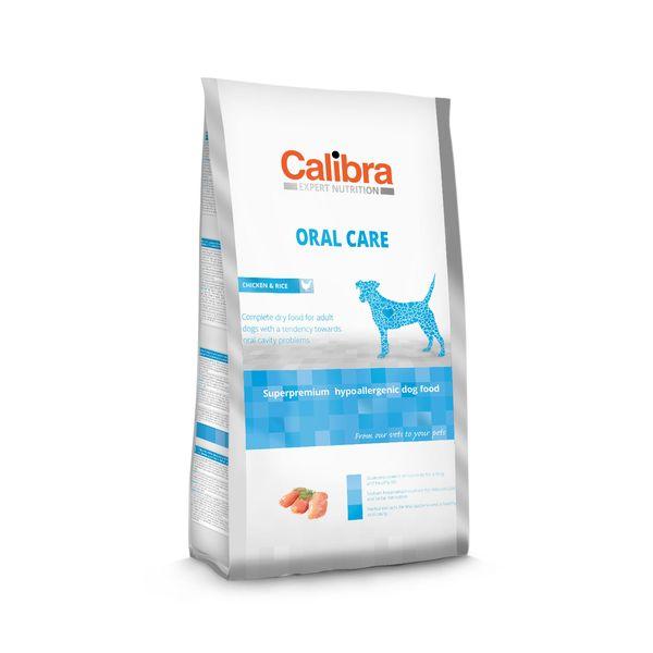 Calibra Dog EN Oral Care 2 kg NEW