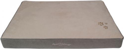 Red Dingo matrace pro psy tmavě hnědá a krémová