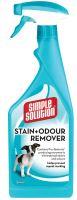 Simple Solution Stain & Odor Remover Odstraňovač skvrn a pachu pro psy, 750ml