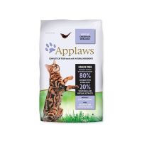 Krmivo APPLAWS Dry Cat Chicken with Duck