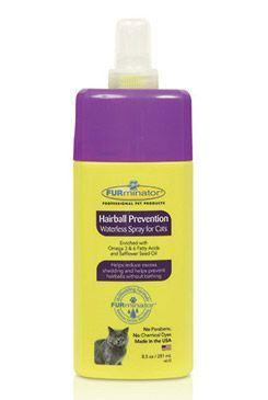 Furminator Suchý sprej pro prevenci bezoárů 250 ml