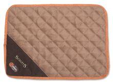 Scruffs Thermal Mat Termální podložka čokoládová - velikost XS, 60x45 cm