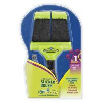 Furminator Soft Uhlazovací kartáč pro jemnou i drátovitou srst