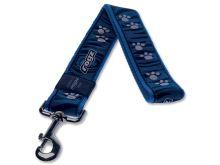 Nylonové vodítko pro psy - Rogz Fancy Dress - modré - 4 x 50 cm