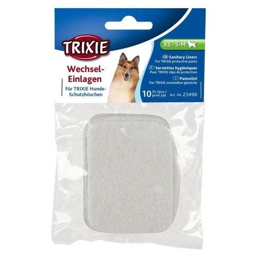 Trixie náhradní vložky k háracím kalhotkám, 10 ks
