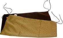 Samohýl Exclusive Závěsný textilní pelíšek pro fretky mix barev, 55x55 cm