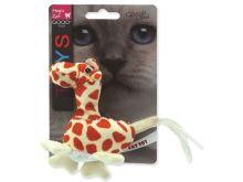 Hračka MAGIC CAT zvíře se skvrnami džungle mix 12-15 cm