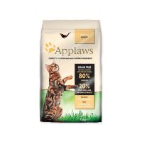 Krmivo APPLAWS Dry Cat Chicken