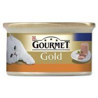 Konzerva GOURMET Gold krůta 85 g