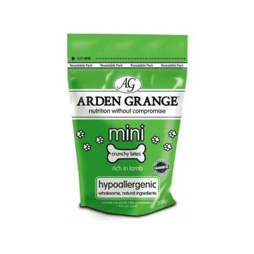 Arden Grange Crunchy Bites Mini Lamb - jehněčí pochoutka 250 g