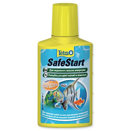 Tetra Safe Start pro úpravu vody v novém akváriu