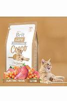 Brit Care Cat Cocco I`am Gourmand 7 kg