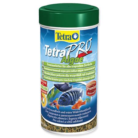 Tetra Pro Algae krmivo se Spirulinou pro ryby 100 ml
