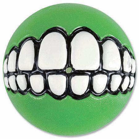 Rogz hračka pes Balon Grinz guma limetkový
