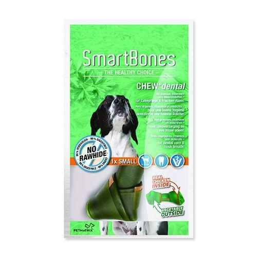 Hagen SmartBones Dental Žvýkací kosti pro zdravé zuby psů malých plemen, 13 cm