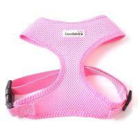Doodlebone postroj, Airmesh, růžový, velikost XL