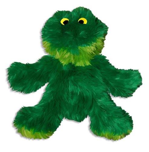 Kong Dr. Noys Žába plyšová měkká hračka pro psy