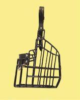 Náhubek kovový ovcáská pl. - fena i pes, gumoplast 140 x 160 x 140 mm