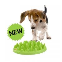 Miska plast interaktivní Green mini The Company 29 x 22,5 x 6,5 cm