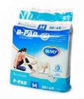 WC Puppy - podložky do WC DUVO+ 30 x 45 cm, 7 ks