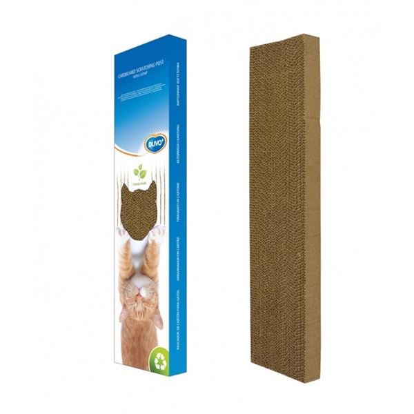 Škrabadlo cat papírové s catnipem Duvo+ 50 x 13 x 6 cm  aed434ceb0b