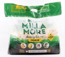Podestýlka hlod. štepky osika MillaMore Premium 20 l