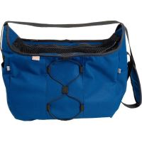 Transp. taška nylon Diana tm.modrá 50 cm - do 9 kg